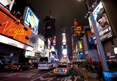 New York , Broadway Stock Image