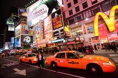 New York , Broadway Stock Image