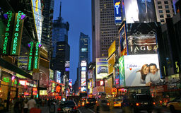 New york Broadway Royalty Free Stock Image
