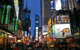New York Broadway Royalty-vrije Stock Afbeelding