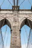 New York Brooklyn Bridge 3 Stock Photo