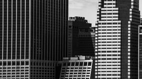 New York building Royalty Free Stock Photography