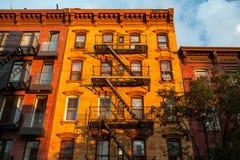 New York building Stock Image