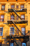 New York building Royalty Free Stock Image