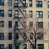New York Building Royalty Free Stock Photo