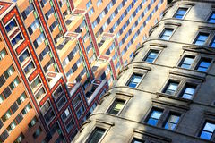 New York Buildings Royalty Free Stock Photos