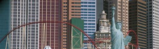 New York buildings Royalty Free Stock Photo