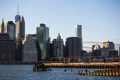 Free New York Buildings Royalty Free Stock Image - 76918526