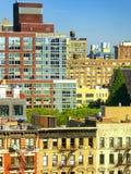 New York buildings Royalty Free Stock Image
