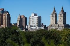 New York buildings Royalty Free Stock Photos