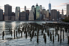 New York buildings Royalty Free Stock Images
