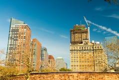 New York buildings. Classic city skyline Stock Image