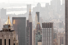 New York Buildings Royalty Free Stock Photography