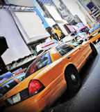 New York cab Royalty Free Stock Image