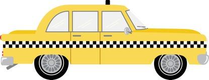 New York Cab Royalty Free Stock Photos