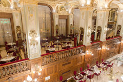 New York Cafe - Budapest, Hungary Stock Photos