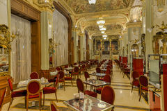 New York Cafe - Budapest, Hungary Royalty Free Stock Photo
