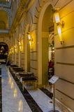 New York Cafe - Budapest, Hungary Royalty Free Stock Photos