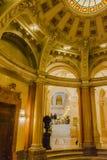 New York Cafe - Budapest, Hungary Stock Photo