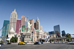 New York casino Royalty Free Stock Photography