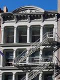 New York, cast iron building Stock Photo