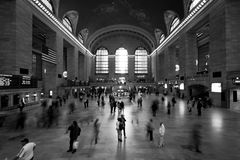 New York central grande Fotografia de Stock Royalty Free