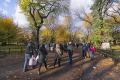 New York Central Park foto de stock royalty free
