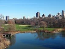 New York Central Park Fotografia Stock