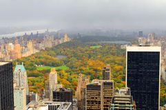 New York Central Park Stock Image