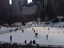 New York Central Park Immagine Stock