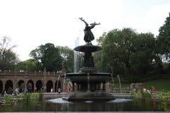 New York Central Park Stock Photos
