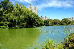 New York. Central Park Stock Photo
