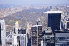 New York Central Parkplats Royaltyfri Bild