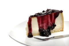New york cheese cake Stock Photography