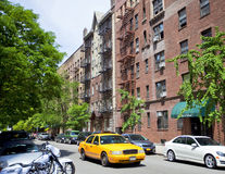 New York Chelsea Stock Photo