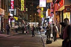 New York - Chinatown Lizenzfreies Stockfoto