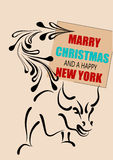 New york christmas Stock Images