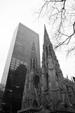 New York Church Stock Image