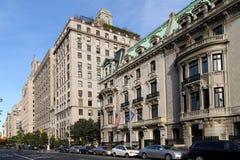 New York, Cinquième Avenue Images libres de droits
