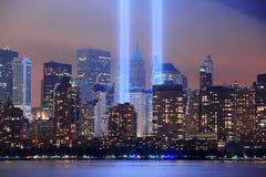 New York City Манхаттан Стоковые Фото