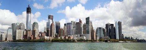 New York City - Манхаттан Стоковые Изображения