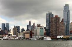 New York City - Манхаттан Стоковое Изображение RF