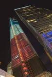NEW YORK CITY - 17 DE SEPTIEMBRE: World Trade Center Imagen de archivo