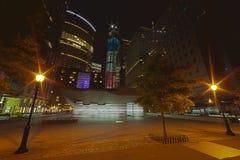 NEW YORK CITY - 17 DE SEPTIEMBRE: World Trade Center Fotos de archivo libres de regalías