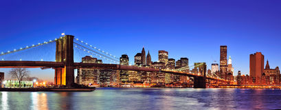 New York City Стоковое фото RF