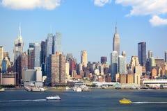New York City Стоковые Изображения
