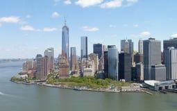 New York City fotografering för bildbyråer