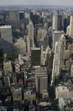 New York City. From above Royalty Free Stock Photos
