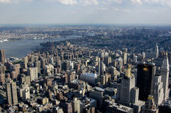 New York City. From above Stock Photography