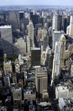 New York City. From above Stock Images